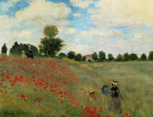 Claude Monet: I papaveri